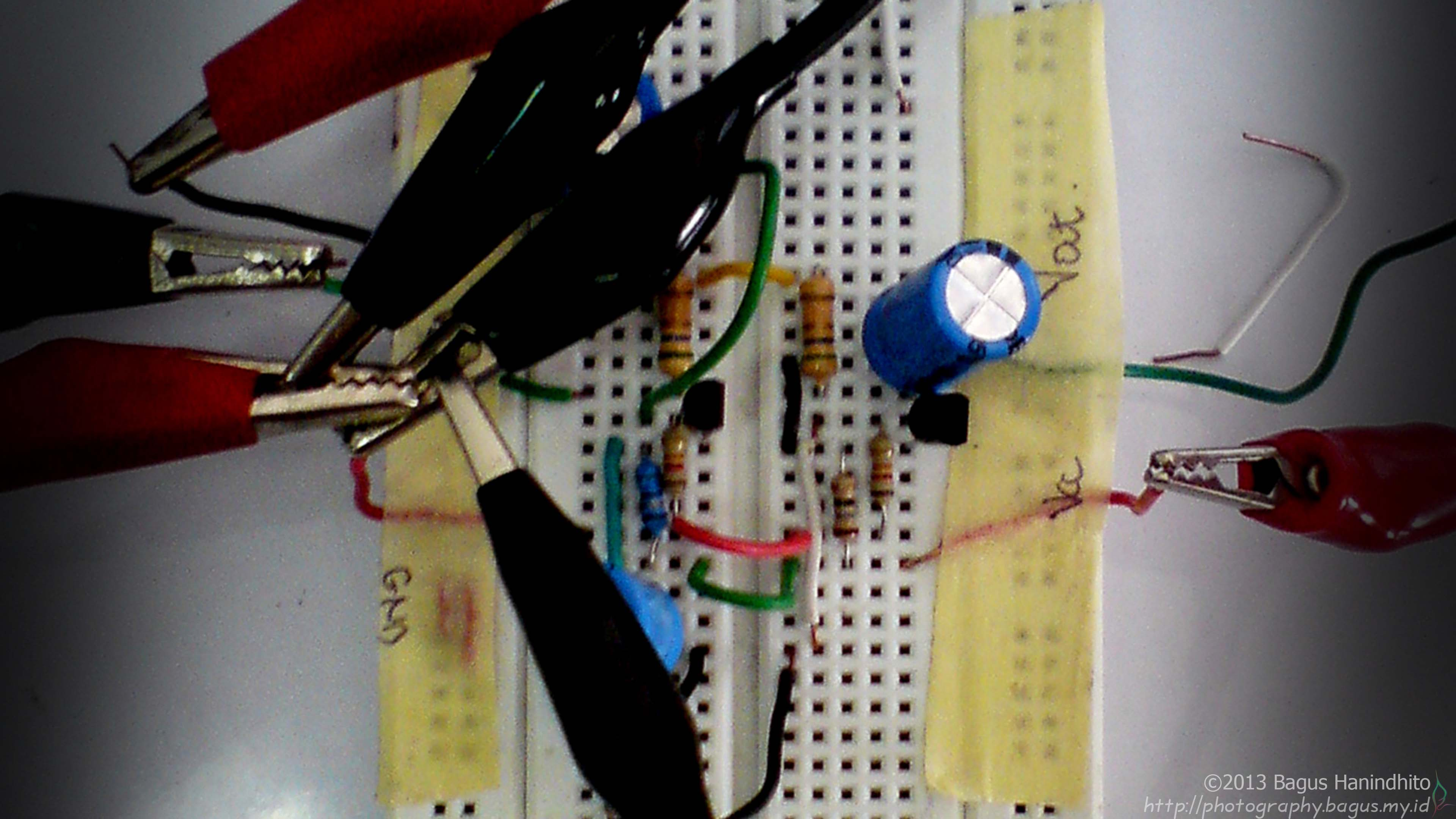 Amplifier Breadboard Implementation and Benchmark