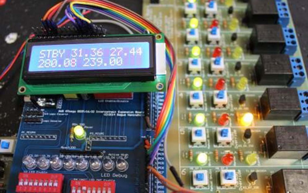 AVR-based Low-Cost Smart Home Controller